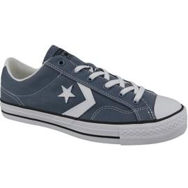 Obuv Converse Player Star Ox M 160557C modrý