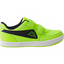 Kappa Trooper Light Ice Kids 260575K 3011 boty zelená