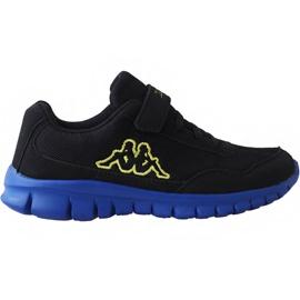 Kappa Follow Bc Kids 260634K 1160 boty černá