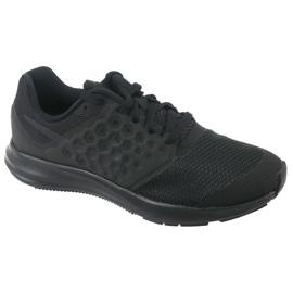 Černá Nike Downshifter 7 Gs W 869969-004