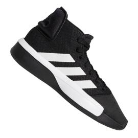 Adidas Pro Adversary 2019 M BB7806 boty černá šedá / stříbrná