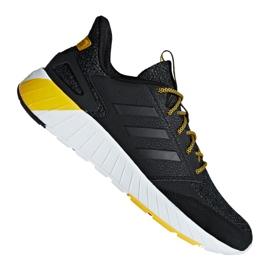 Černá Boty Adidas Questarstrike M G25770