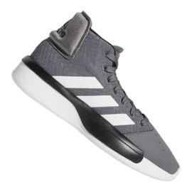 Obuv Adidas Pro Adversary 2019 M BB9190 šedá šedá / stříbrná