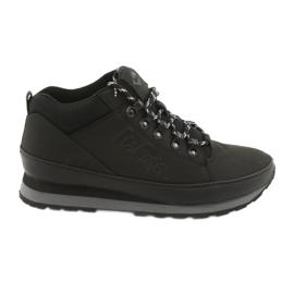 Lee Cooper zimní obuv pro muže 19-20-011 černá