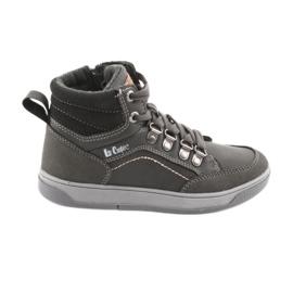Sportovní obuv Lee Cooper 19-29-081 šedá