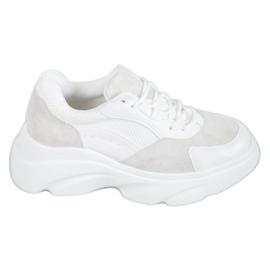 Seastar bílá Sportovní Boty Na Platformě