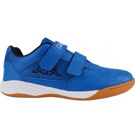Modrý Kappa Kickoff Jr 260509K 6011 boty