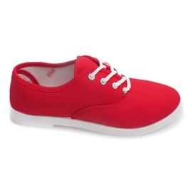 Červená Tenisky Low C91 Red