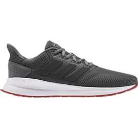 Šedá Běžecká obuv Adidas Runfalcon M EE8153