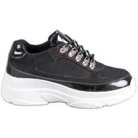Marquiz Černá sportovní obuv