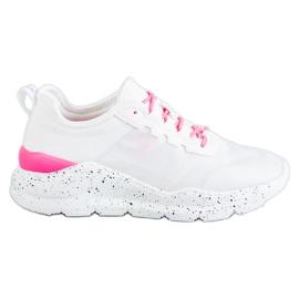 Kylie bílá Klasické sportovní boty