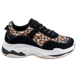 Kylie Tenisky Leopard Print