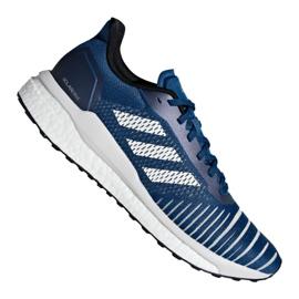 Modrý Obuv Adidas Solar Drive M G28966