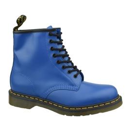 Modrý Dr. boty Martens W 1460W 24614400