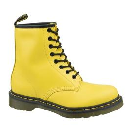 Žlutý Dr. boty Martens 1460W 24614700