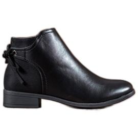 SHELOVET černá Klasické boty