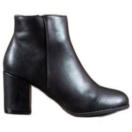 SHELOVET černá Klasické kotníkové boty