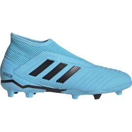 Fotbalová obuv Adidas Predator 19,3 Ll Fg Jr EF9039