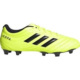 Fotbalová obuv Adidas Copa 19,4 Fg M F35499