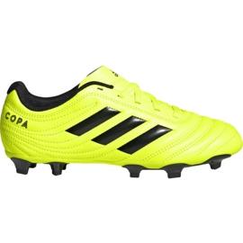 Fotbalová obuv Adidas Copa 19.4 Fg Jr F35461