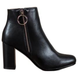 Filippo černá Příležitostné boty