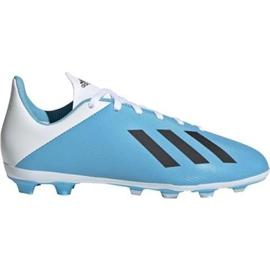 Fotbalová obuv Adidas X 19.4 FxG Jr F35361