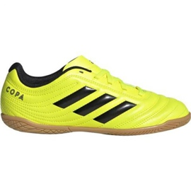 Sálová obuv Adidas Copa 19.4 In Jr F35451