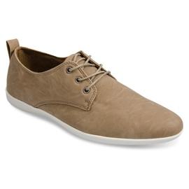 Stylové boty -82 Khaki