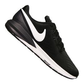 Černá Nike Air Zoom Structure 22 M AA1636-002 boty