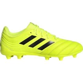 Fotbalová obuv Adidas Copa 19.3 Fg M F35495