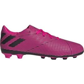 Fotbalová obuv Adidas Nemeziz 19.4 FxG Jr F99949