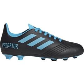 Fotbalová obuv Adidas Predator 19.4 FxG Jr G25823