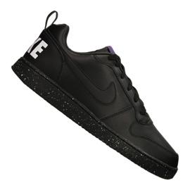 Černá Obuv Nike Court Borough Low Se M 916760-002