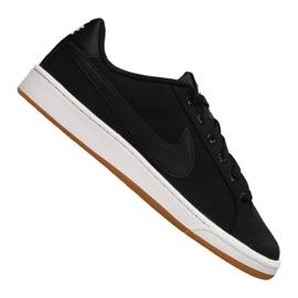 Obuv Nike Court Royale Canvas M AA2156-001 černá