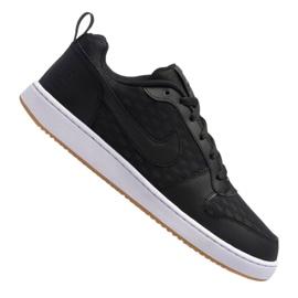 Černá Obuv Nike Court Borough Low Se M 916760-003