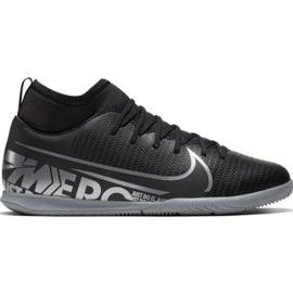Sálová obuv Nike Mercurial Superfly 7 Club Ic Jr AT8153-001 černá černá