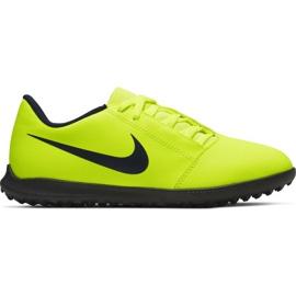 Fotbalová obuv Nike Phantom Venom Tf Jr AO0400-717