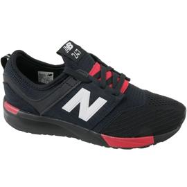 New Balance černá Nové boty Balance v KL247C1G