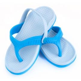 Aqua-Speed Aqua-sport Roma Jr 01 498 pantofle modrý
