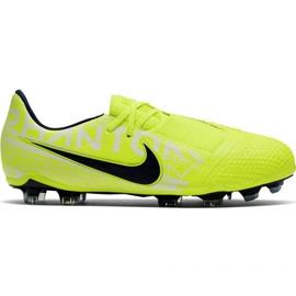 Fotbalová obuv Nike Phantom Venom Elite Fg Jr AO0401-717