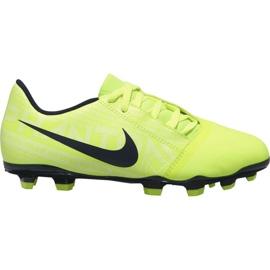 Fotbalová obuv Nike Phantom Venom Fg Jr AO0396-717