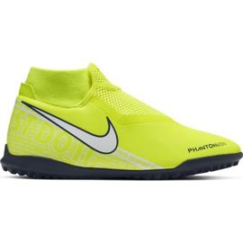 Fotbalová obuv Nike Phantom Vsn Academy Df Tf M AO3269-717