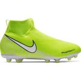 Fotbalová obuv Nike Phantom Vsn Academy Df FG / MG Jr AO3287-717