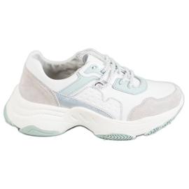 Vinceza Přiložené sportovní boty šedá