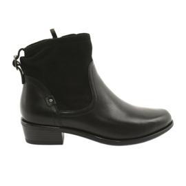 Dámské boty Caprice 25335 černé černá