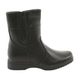 Atletico Kotníkové boty černá