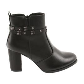 Dámské boty Sergio Leone 517 černé černá