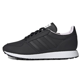 Černá Adidas Originals Forest Grove M EE8966 boty