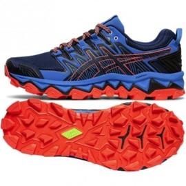 Běžecká obuv Asics Gel-FujiTrabuco 7 M 1011A197 400