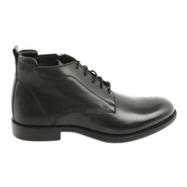 Zimní obuv Jodhpur badura 4775 černá